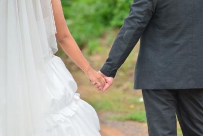 tackkort bröllop